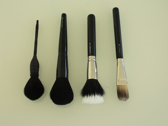 My Favourite Face Brushes!