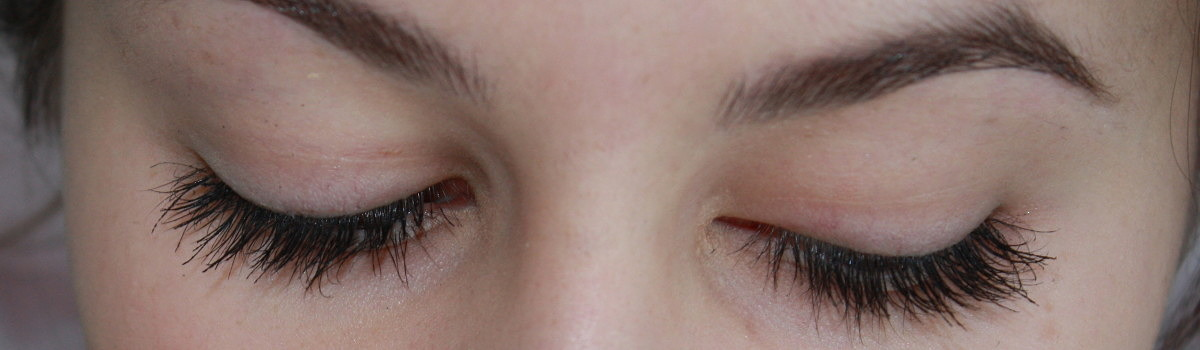 Holy grail mascara – picture comparisons