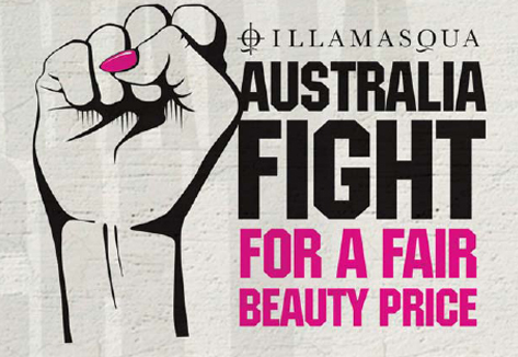 Illamasqua has dropped their prices by 35%!