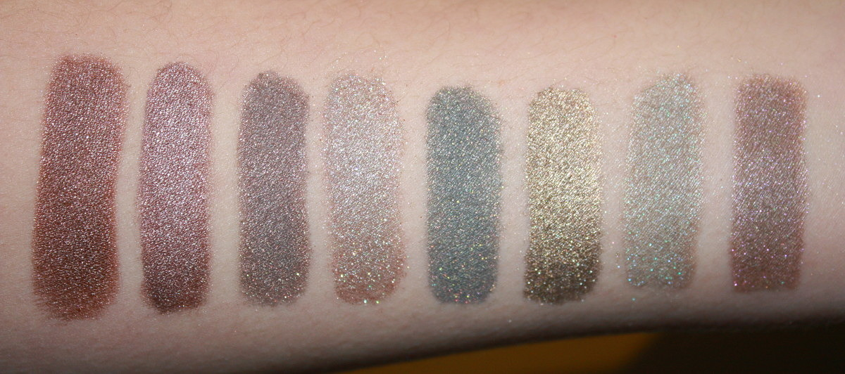 Fyrinnae Taupe Swatches and Look