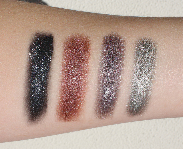 Chanel Illusion D'ombres- Mirifique, Ebloui, Illusoire, Epatant. Chanel Cream Eyeshadows.