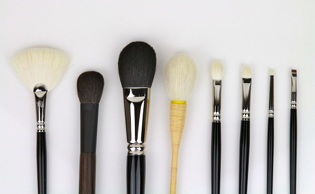 Hakuhodo Brushes- The Lowdown and Haul