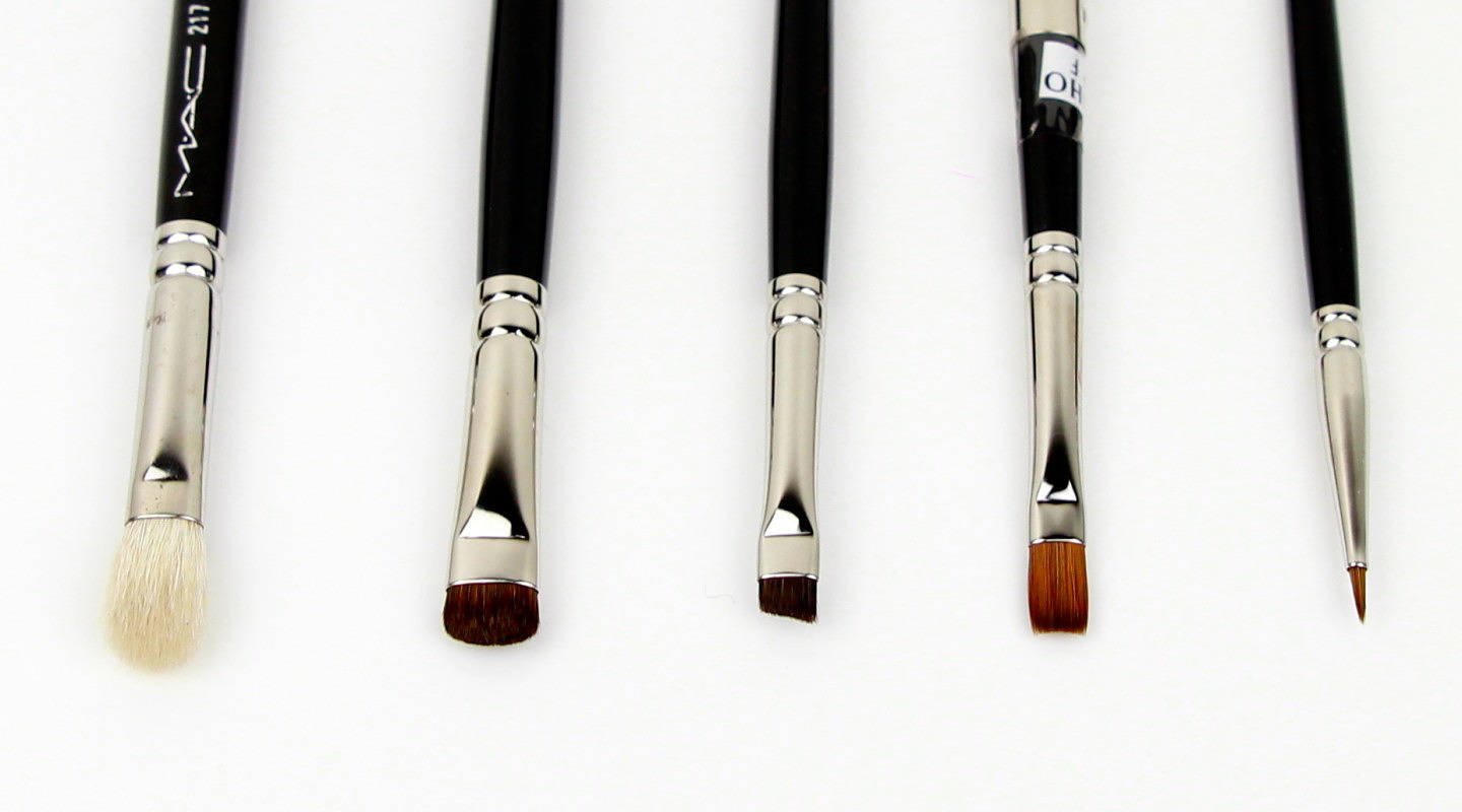 Hakuhodo Brush Reviews – B5510, J163H, H2339 and K007