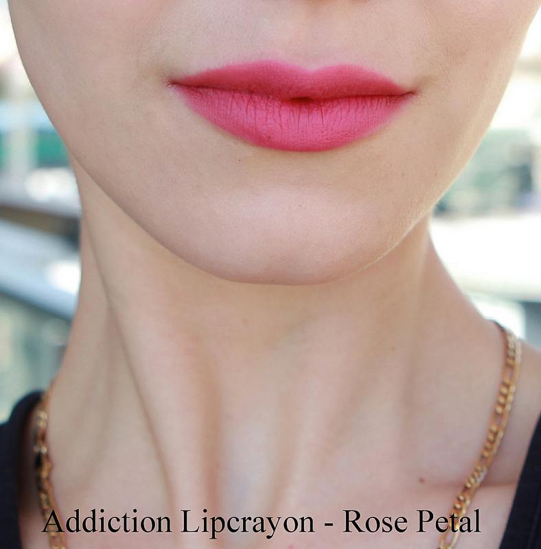 Kose Addiction Rose Petal Lipcrayon