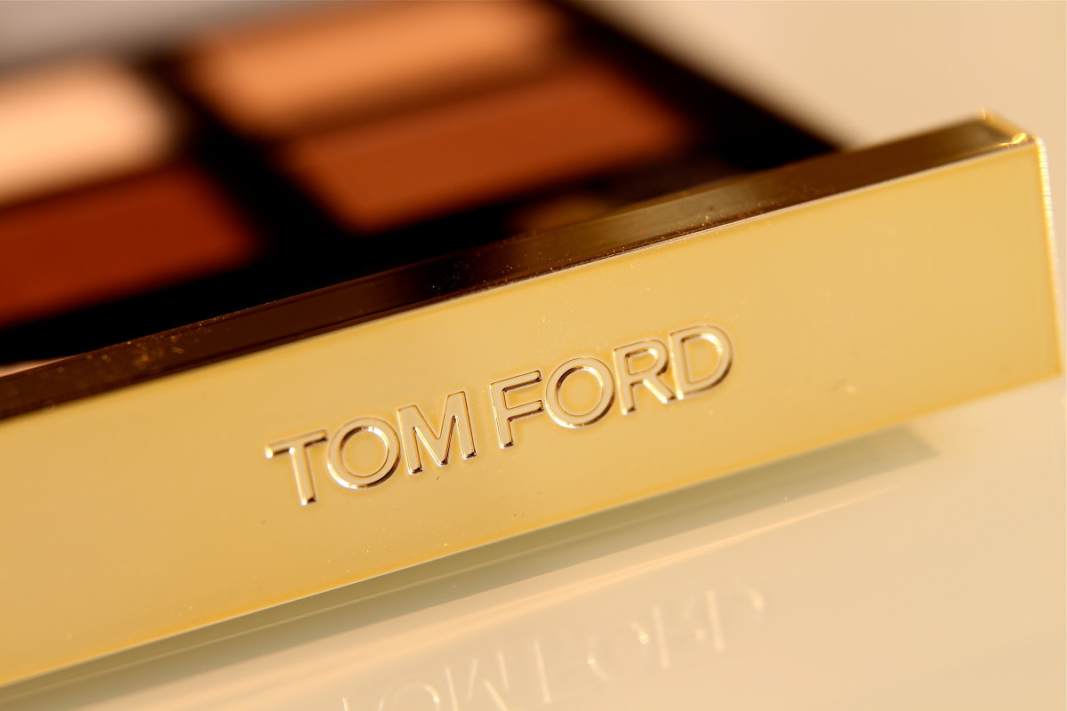 Tom Ford Cocoa Mirage Eyeshadow Quad