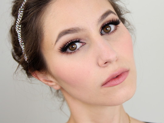 Holiday Makeup Tutorial (for Foodies)