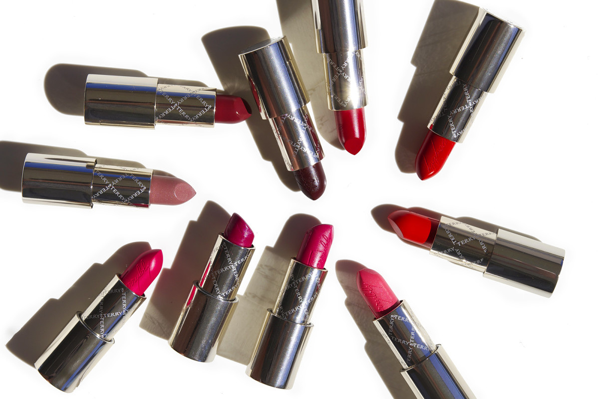 By Terry Rouge Terrybly Part 1 : Review & 21VD, Frenetic Vermillion, Funky Ruby