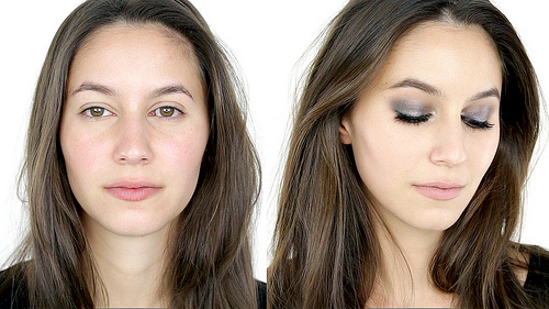 Blackened Smokey Eye Makeup Tutorial
