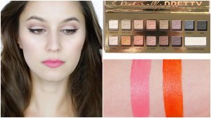 First Impressions – It Cosmetics Naturally Pretty & Ellis Faas Hot Lips