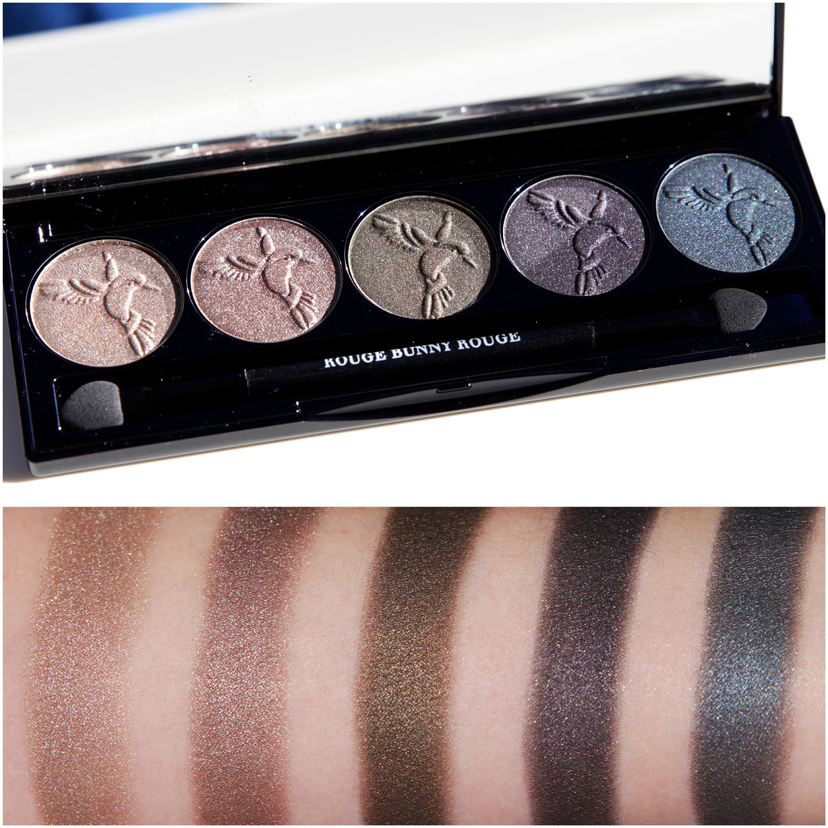 Rouge Bunny Rouge – Chronos Eye Shadow Palette