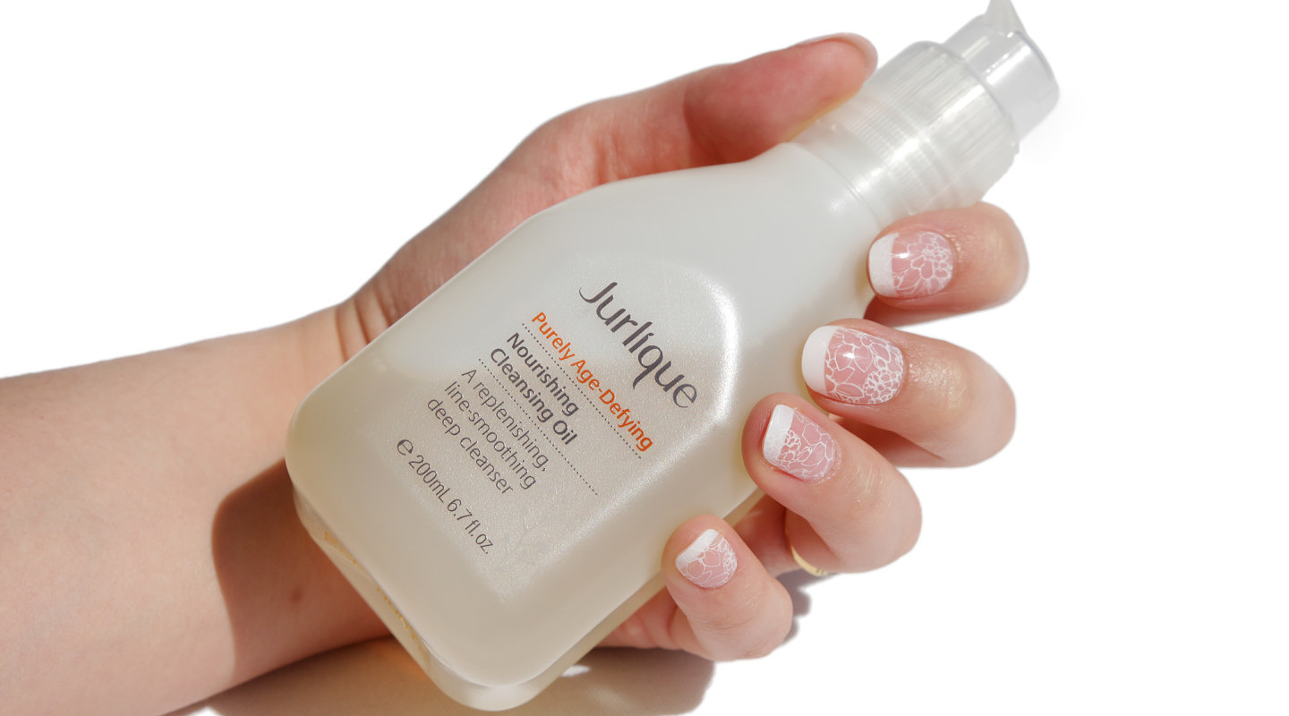 New Favourite Cleansing Oil: Jurlique