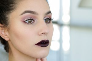Gothic Glam Makeup Tutorial