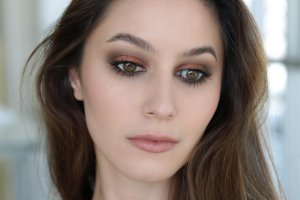 Easy Copper Smokey Eye – Chatty Tutorial!