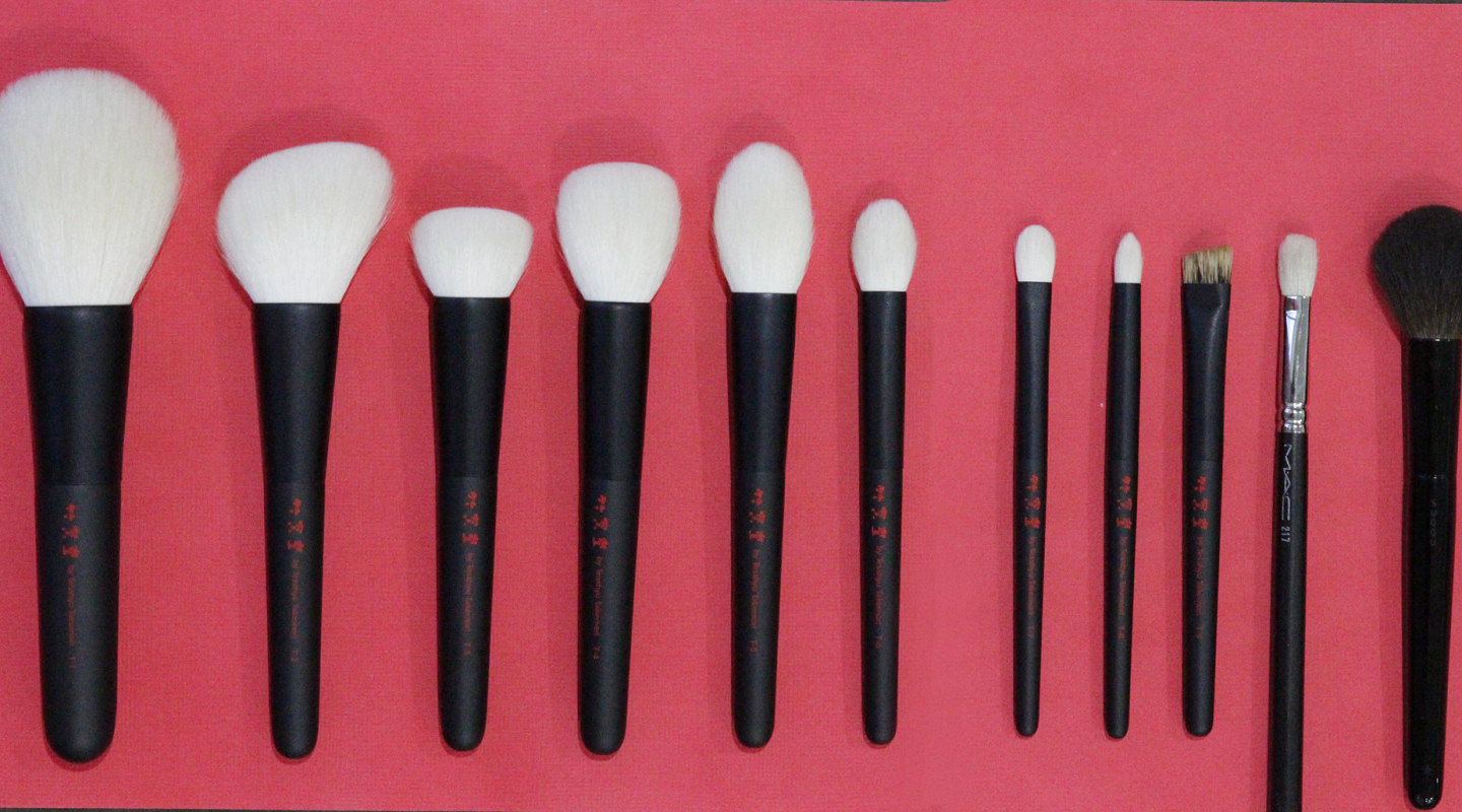 Chikuhodo Takumi Brush Set Review