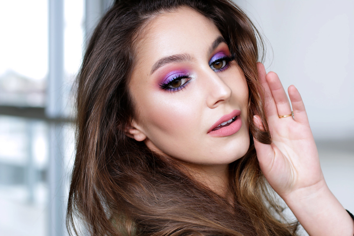 ULTRAVIOLET | Summer Makeup Tutorial