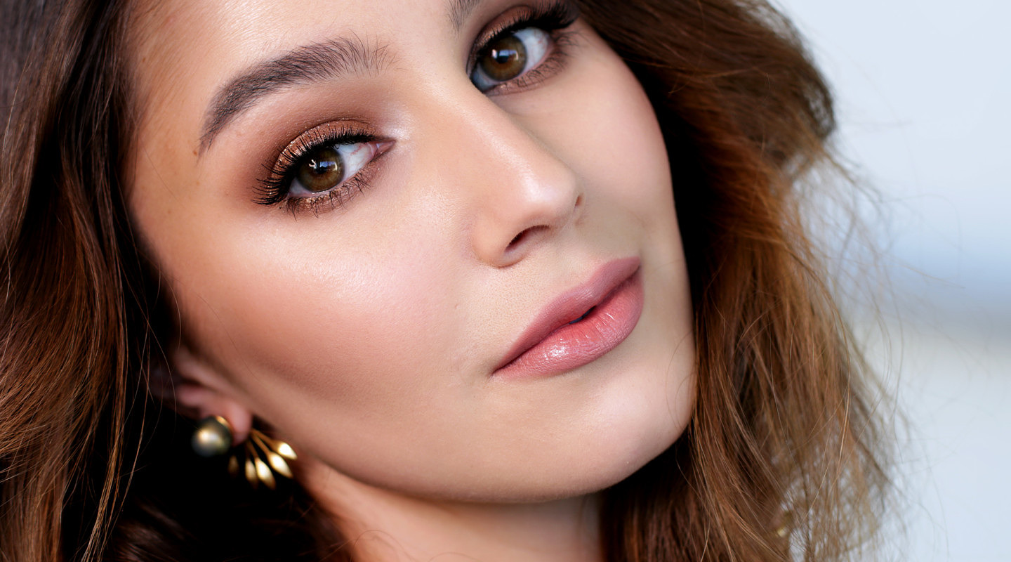 My Go-To Speedy Bronze Glam | Makeup Tutorial