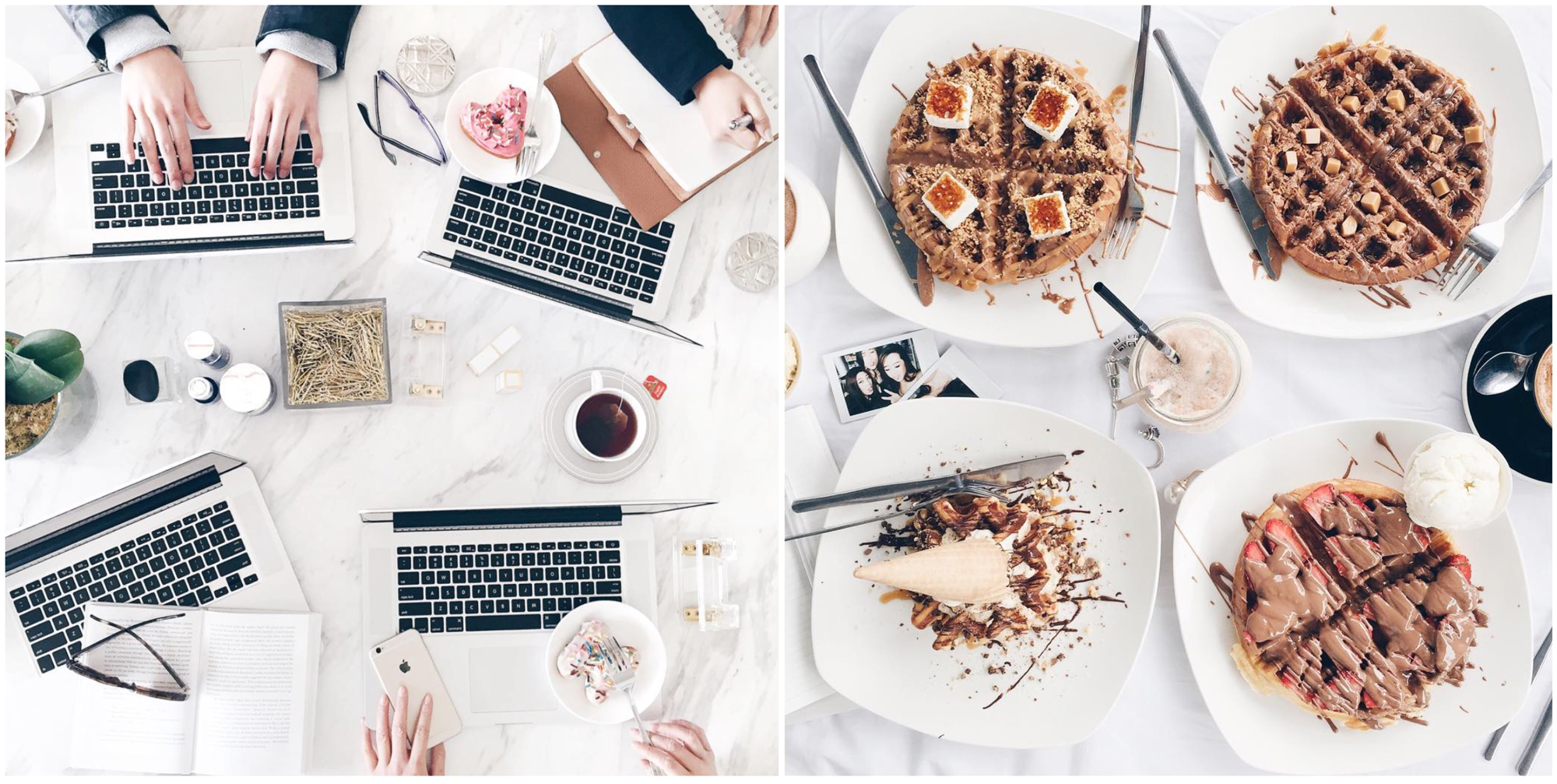 Flatlay Tips from the Pros