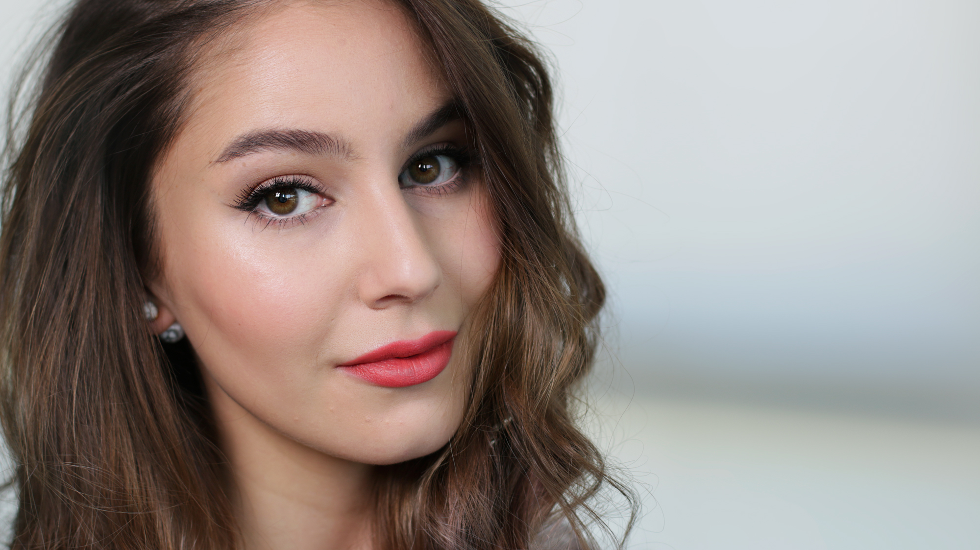 Makeup for a BLAH or Hormonal Skin Day!
