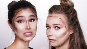 Trying EXTREME Contour, Highlight & Baking Feat Michelle Crossan