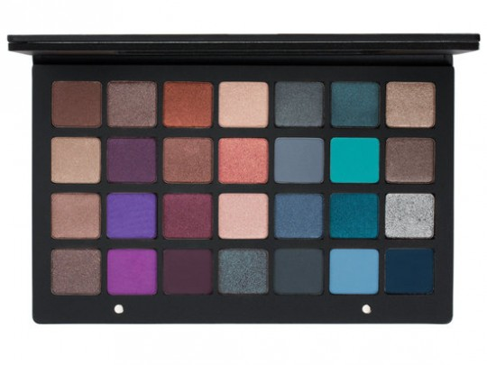 28 Eyeshadow Palette Purple/Blue