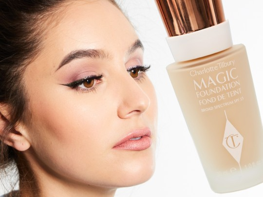 Charlotte Tilbury Magic Foundation First Impressions